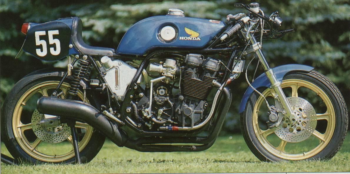 Honda RCB/RSC (d'époque) RCB-1