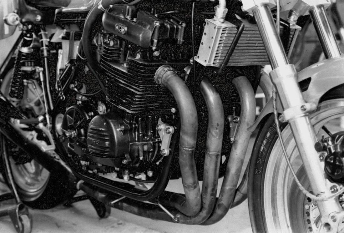 Honda RCB/RSC (d'époque) RCB-12