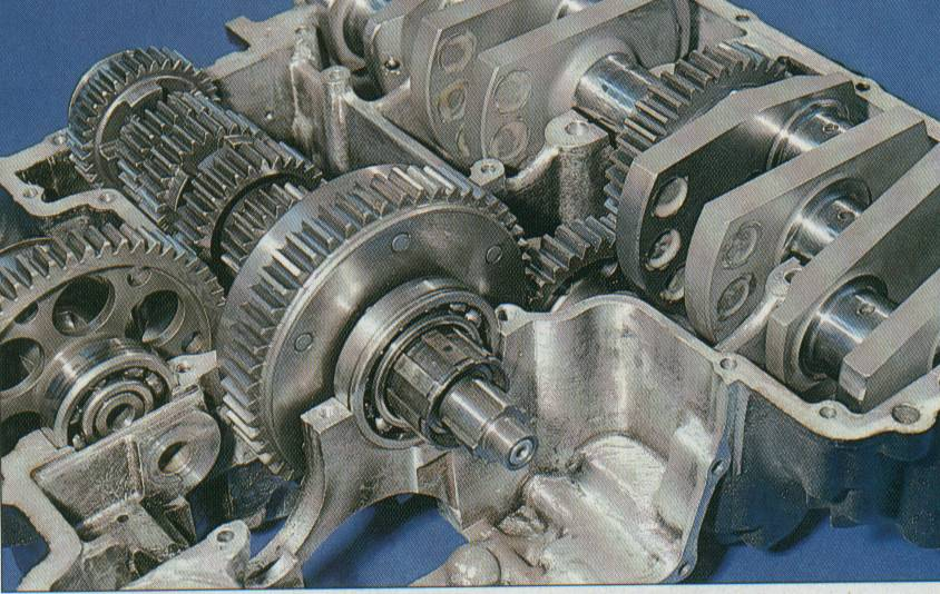 Honda RCB/RSC (d'époque) RCB-4