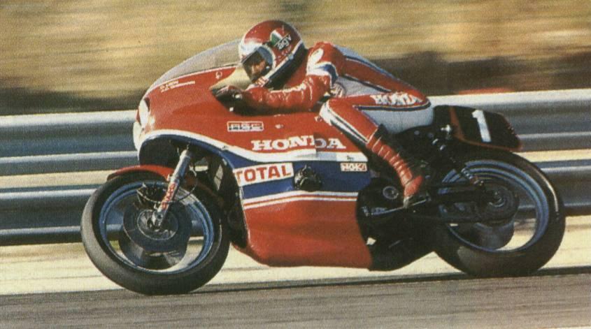 Honda RCB/RSC (d'époque) RCB-5