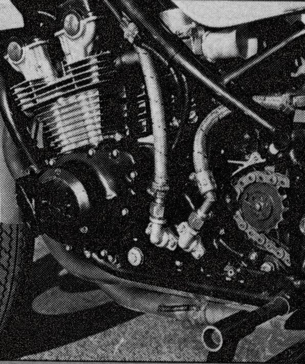 Honda RCB/RSC (d'époque) RSC-4