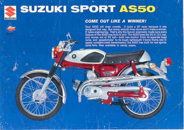 Suzuki Ac