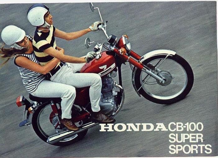 Classic / Vintage Honda page