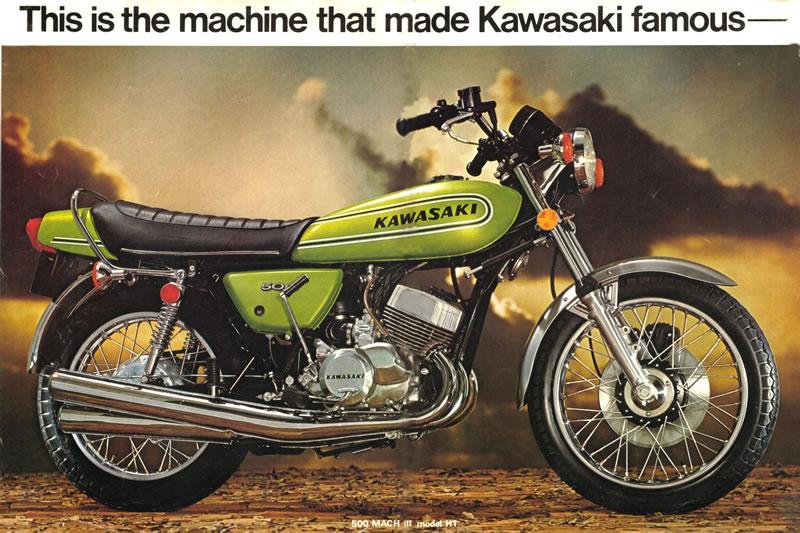 Mach  Kawasaki Triple