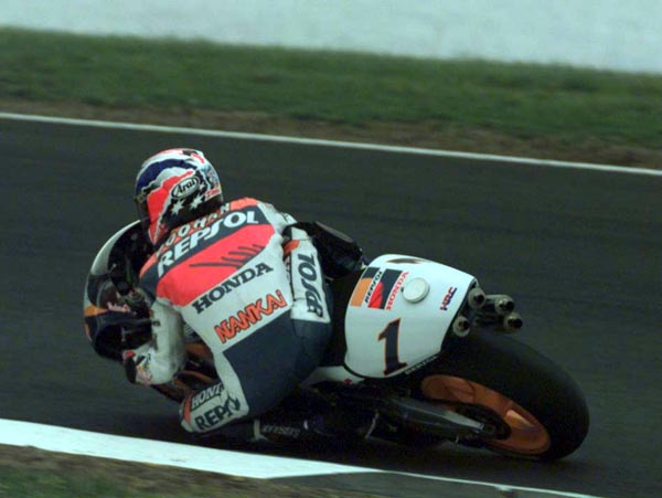 Festival Of Speed >> Doohan - the master